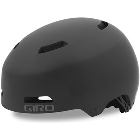 Giro Quarter FS Fietshelm, matte metallic coal